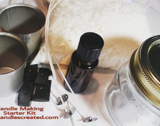 Candle Making Consultation with Starter Kit
