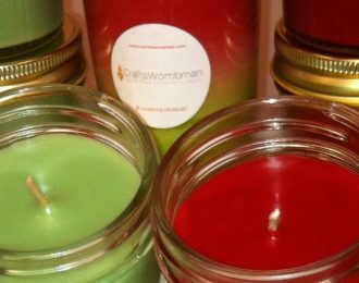 Candle Making Consultation and Audio Course