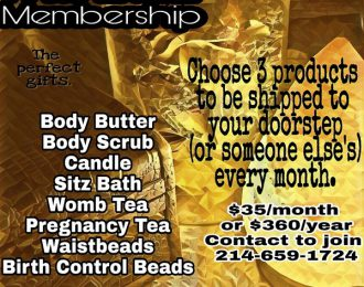 Pamper Me Membership