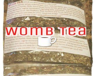 Womb Tea Consultation