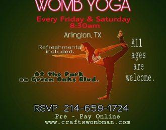 Womb Yoga Sessions